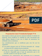 4.Ejemplo de Formulacion de Modelos Mineros