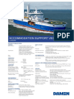 Product Sheet Damen Accomodation Support Vessel 9020-02-2017