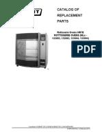 Manual de Horno HR7E