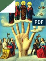 Santinho Mão Poderosa (Oração)