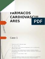 Fármacos Cardiovasculares Final
