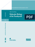 Molecular Biology of the Parathyroid