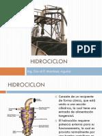 Hidrociclon
