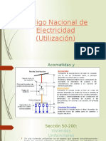 Código Nacional de Electricidad (Utilización)