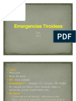 Emergencias Tiroideas v.eller 2013