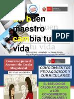 Ascenso 2017 Estudio de Casos Conocimientos Curriculares y Pedagogicos