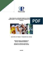Encuesta Sobre Calificaciones y Competencias_sector Farmaceutico