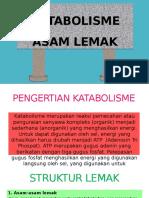 KATABOLISME ASAM LEMAK