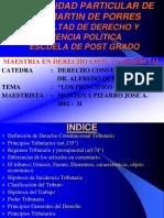09 - Principios Tributarios - Jose Montoya Pizarro