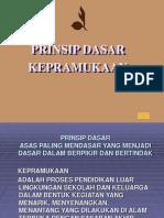 Prinsip Dasar Kepramukaan.pps