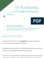 Profit Planning Final