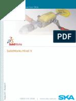 SolidWorks Nivel v Versão 2011 Revisão 1