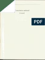Concierto Animal (1999) - Blanca Varela