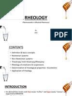 RHEOLOGY Complete
