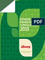 Estados Financieros Consolidados 15-04-2016