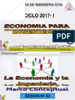Clase 02 Economia Para Ing 2017 i