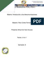 Modulacion PCM Y PCM Delta