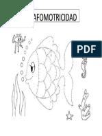 Ficha Grafomotricidad