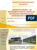 4.Diagnóstico Grupal Un Instrumento Para El Diseño de Estrategias Preventivas de Intervención Tutorial