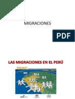 7.- MIGRACIONES