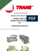Rthd Opr Training Chiller Trane
