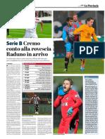La Provincia Di Cremona 03-07-2017 - Serie B - Pag.2