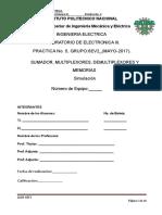 Práctica No 5_6EV2_Sumador y Multipleaxado