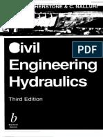 22046769 Civil Engineering Hydraulics