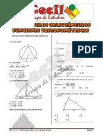 t Oblicuángulos Funciones Trigonométricas