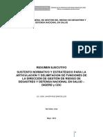 Sustento Normativo y Estrategico _ Articulacion de Políticas de Grd y Dn en Digerd