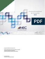 INEC. Anuario de Estadistica de Transporte 2014.pdf