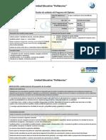 Planificador cinética y equilibrio Pd Química 2017