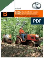 Tractor B2320-2015