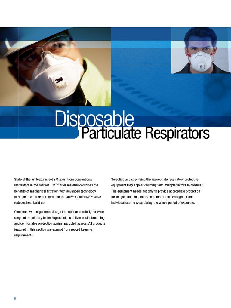 3m 9922 respiratore