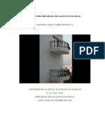 Diseño Del Programa de Salud Ocupacional