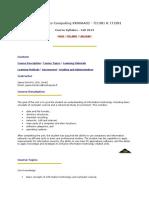 Introduction to Computing XX00AA02