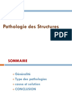 Pathologie Des Structures