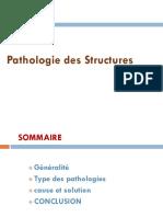 Pathologie Des Structures