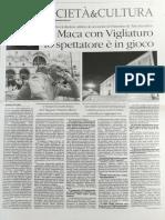 Intervista a Silvio Vigliaturo