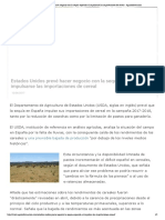 Estados Unidos prevé hacer negocio con la sequía española al impulsarse las importaciones de cereal - Agroinformacion.pdf