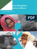 Diagnóstico socio-demográfico  del envejecimiento en México.pdf