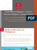 Study MBBS in Philippines_Northern University Philippines - Marianas Medical