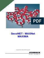 Seconet Tech Maxima-En