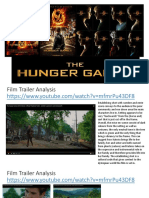 the hunger games trailer analysis pdf