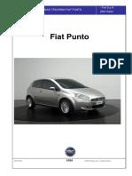 Fiat Grande Punto Service Manual ENGLISH - 2004