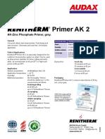 Primer AK2 Datenblatt Renitherm En