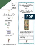 2017 - 1 July - St Kosmas & St Damianos of Rome