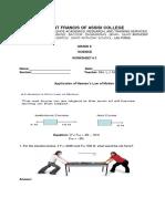 Worksheet on Grde 8