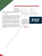 AD 405- Vibration Assessment of Transient Response Factors