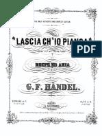 Handel - Lascia Ch-io Pianga